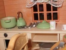 日々 更に駆け引き-キッチン