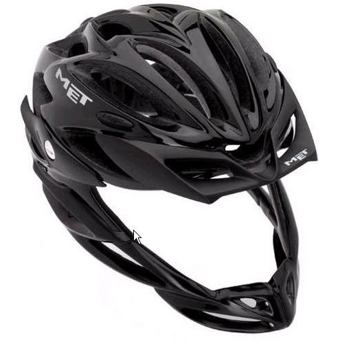 :: U :: 自転車改造計画-MET PARACHUTE FULL FACE BIKE HELMET