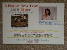 福島県在住ライターが綴る あんなこと こんなこと-2010年賀状
