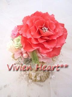 Vivien Heart** ~ヴィヴィアンハート~-メリアストロベリーピンク