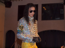 """MJ Tribute X'mas Party for Fans :  """"Merry X'mas to Michael! We'll Heal the World !"""" -マイコーrさんGreeting"""