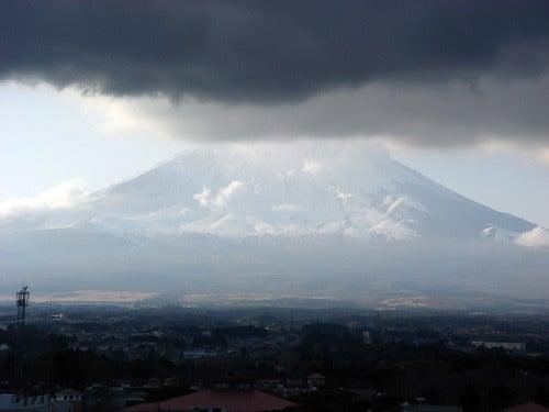流れゆくままに-富士山