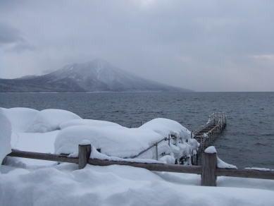 食べて飲んで観て読んだコト-支笏湖