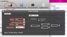 $MacやらiPhoneブログ-Picture Settings