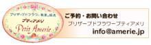 $Plumerry(プルメリー)プリザーブドフラワースクール (千葉・浦安校)-プティアメリ