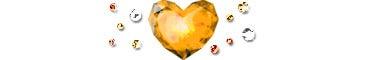 チャネラーうさのスピリチュアルセラピーライフ-orange_heart