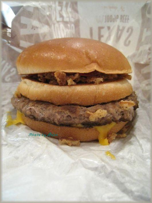 ハンバーガー ログブック ☆ Hamburger Log Book-'10/01 テキサス