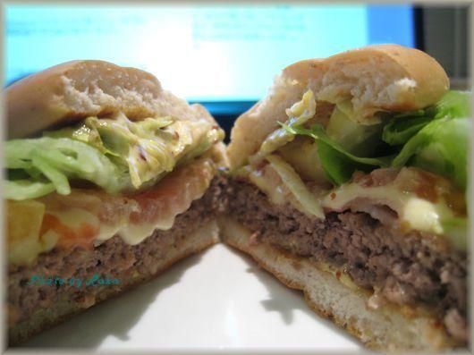ハンバーガー ログブック ☆ Hamburger Log Book-'10/01 ニューヨーク