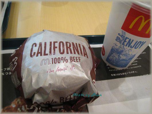 ハンバーガー ログブック ☆ Hamburger Log Book-'10/01 カリフォルニア