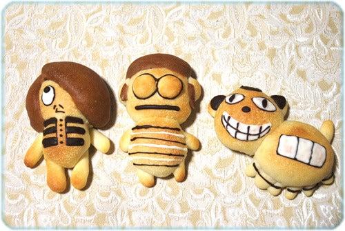 ひばらさんの栃木探訪-ひばらさんの栃木探訪 ひばらさんパン