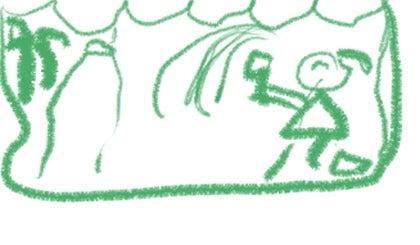 こはくのブログ/マカロニの上のパルミジャーノ-さこ1クリスマス