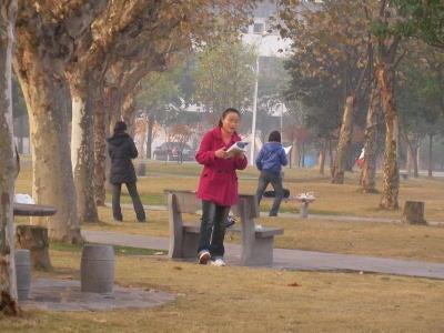 中国留学して起業しちゃったオヤジのブログ-「中国留学情報」 湖北大学03