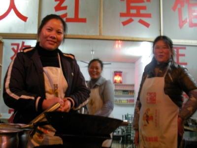 中国留学して起業しちゃったオヤジのブログ-「中国留学情報」 恩施家常菜04