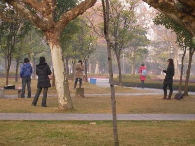 中国留学して起業しちゃったオヤジのブログ-「中国留学情報」 湖北大学02