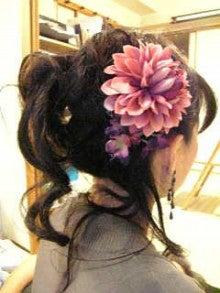 ナースで時々ヨギーニ☆小さな病院の片隅でささやかな愛を囁く☆-髪かざり