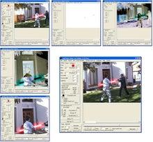 $ガンプラでアニメ動画をつくろっと。-ガンプラプレイ--LSMAker_奥のサーベル