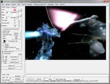 $ガンプラでアニメ動画をつくろっと。-ガンプラプレイ--LSmaker_ブラシ複合