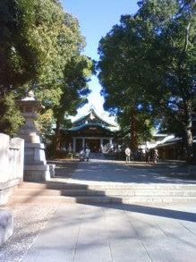 電動チャリで行く!訪問看護の日々-王子神社