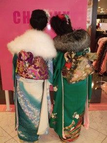 CHUXXX ミーナ京都店blog