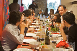 オイラ陽気なイタロ・ジャッポネーゼ■ミラノ-ペルバッコ ITALIA20 肉の日