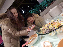 おかずブログ-お菓子食べ放題♪