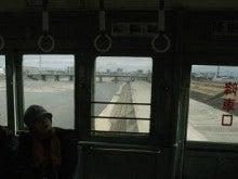 極私的 関西ローカル電車の小さな旅-車窓
