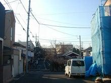 $メゾネット桜台(東京都 練馬区)-建築現場100118a