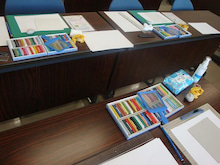 ♪東京都江東区♪ HOLY COLORS パステルシャインアート & センセーションカラーセラピー & 筆跡診断