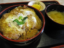 美浦村商工会ブログ-あたりや食堂 カツ丼