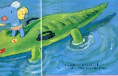 フランスのビジュアルブックと湘南の生活と-penelope9