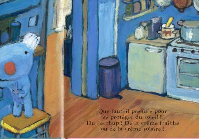 フランスのビジュアルブックと湘南の生活と-penelope10