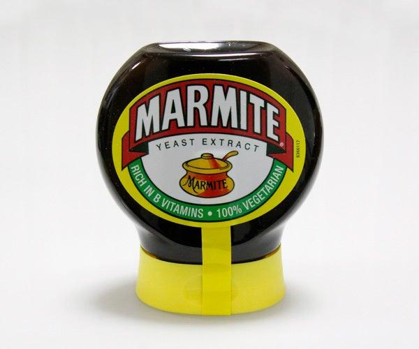 $cheltenhamのブログ-逆さマーマイト - Squeezing Marmite