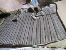 大木毛皮店工場長の毛皮修理リフォーム-セーブルコートのリメイク