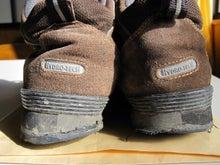 $歩き人ふみの徒歩世界旅行 日本・台湾編-かかとの減った靴