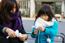 手作り雑貨の楽しさを簡単に CRAFT JAM - クラフトジャム-2010年1月23日滋賀・青山プロムナード手作り市