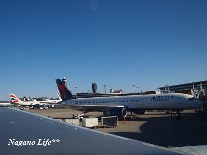 Nagano Life**-飛行機