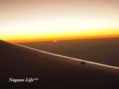 Nagano Life**-夕焼け3