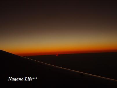 Nagano Life**-夕焼け4