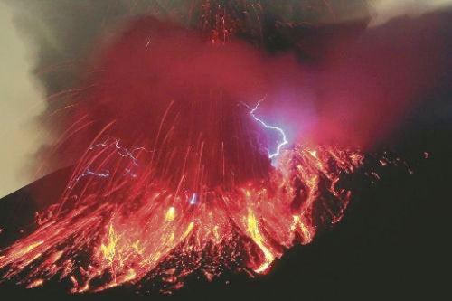 $cheltenhamのブログ-桜島噴火