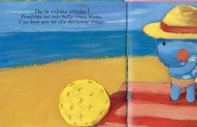 フランスのビジュアルブックと湘南の生活と-penelope11