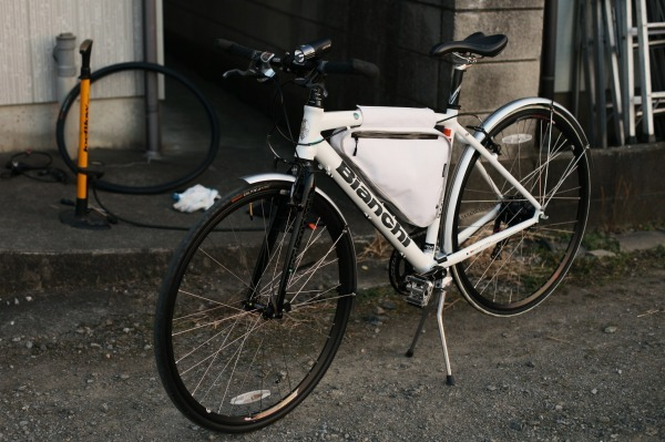 自転車の 自転車のタイヤ交換 自分で : マイペンライ☆自転車でスロー ...