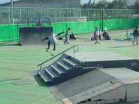 $IN 和歌山 室内スケートパーク Pyxis-DENEN6