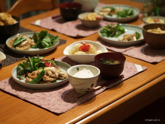 夕飯のメニューどれにする?レシピ80選で今日の夕飯を決めよう!