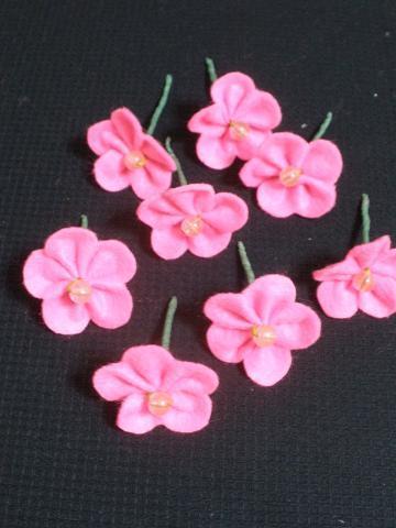 花 折り紙 : 桃の花 折り紙 : ameblo.jp