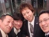 交流会後の記念写真