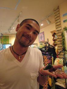 Aloha maikai'noの「これは、いかがですか?」