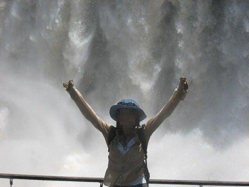 ★ 世界一周御披露目帳 ★-イグアスの滝