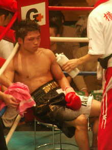 ボクシング&ロック野郎    higege91の夜明けはまだか?