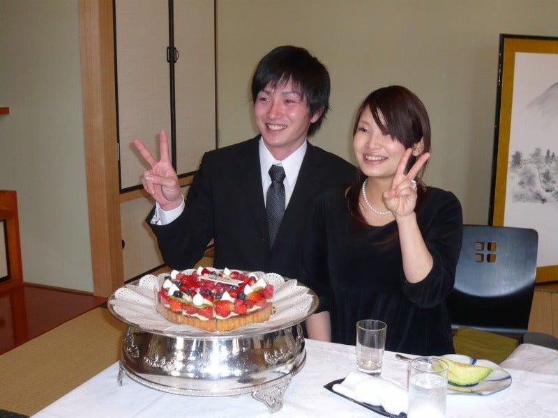 長男の略々式結納&お食事会 | takaのRunning Life!