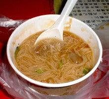 たちばな社員15号のブログ【食べ物日記】-大腸麺線